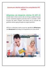 Buy Cheap Abrtion Pill Kit Online GenericEPharmacy USA UK.pdf