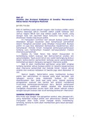 Ch 37 Policy Analysis and Evaluation in Sweden_translated.doc