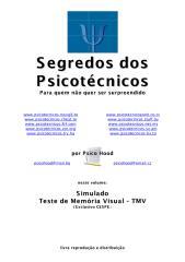 SIMULADO teste de memoria visual TMV.pdf