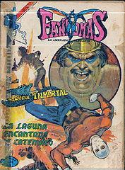 fantomas - la  laguna encantada de catemaco - el cacique inmortal por vampirella [c.r.g].cbr
