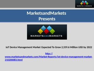 IoT Device Management Market.pptx