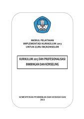 Modul 1 Kurikulum 2013 dan Profesionalisasi BK.pdf