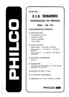 Philco RA-110 Manual de Serviço.pdf