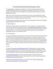 7 Awesome Benefits Of Cloud Based Logistics Management Software-xiraerp.com.pdf