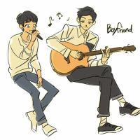 EXO D.O ft. Chanyeol - Boyfriend [ Acoustic Ver. ].mp3