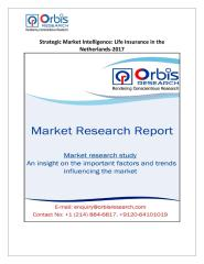 Strategic Market Intelligence Life Insurance in the Netherlands-2017.pdf