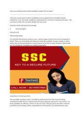 How can coaching classes help candidates prepare for the exam.docx