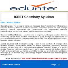 ISEET Chemistry Syllabus.pdf