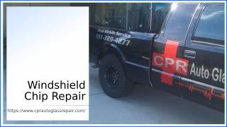 windshield chip repair.ppt