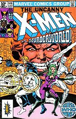 The Uncanny X-Men #146 (Jun. 1981) - O Mundo Do Crime!.cbr