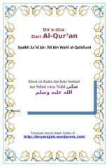 Doa-doa dari Al-Qur'an.doc