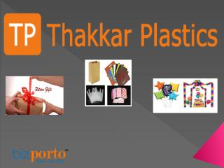 Thakkar Plastics.pptx