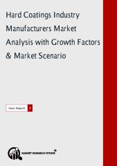 Hard Coatings Market 2018 Global Industry Size, Share, Growth, Trends, 10 Company Profiles and 2025 Future Market Analysis.pdf