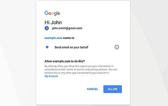 Send Email in WordPress