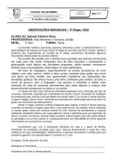 OBSERVAÇÕES INDIVIDUAIS samuel aida terceira etapa.doc