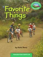 Favorite Things.pdf